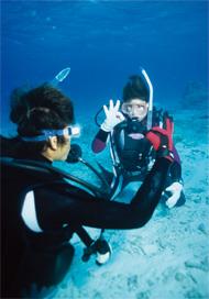 ダイビングライセンス取得コース[海洋実習]